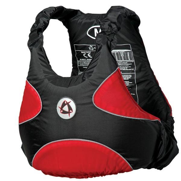 Venom - plovací vesta Mystic, červená
