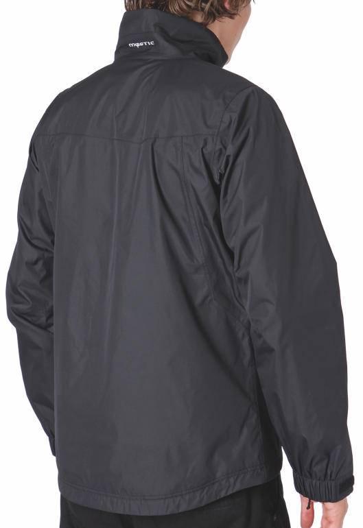 Classic Jacket - pánská bunda Mystic, černá