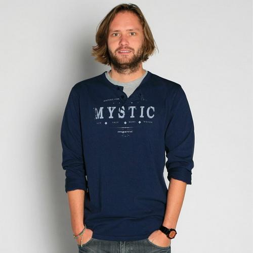 Shutter - pánské triko Mystic, tmavě modré