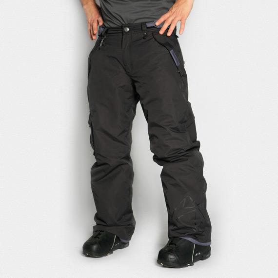 Storm - oteplovací kalhoty Mystic kaviárová
