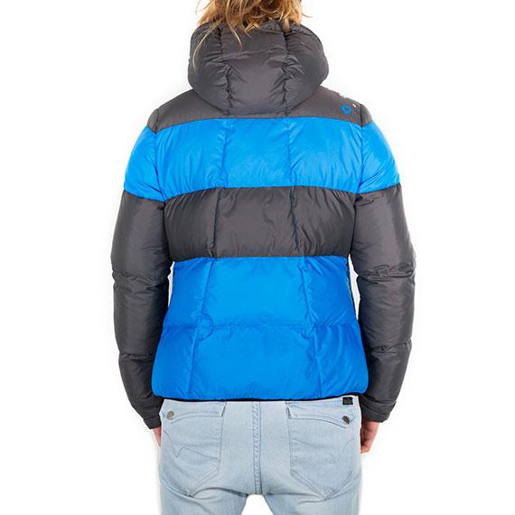 Blast Off - dámská zimní bunda Mystic, modrá