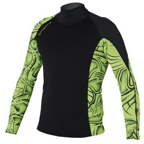 Empire Vest - neoprenové triko Mystic, zelená
