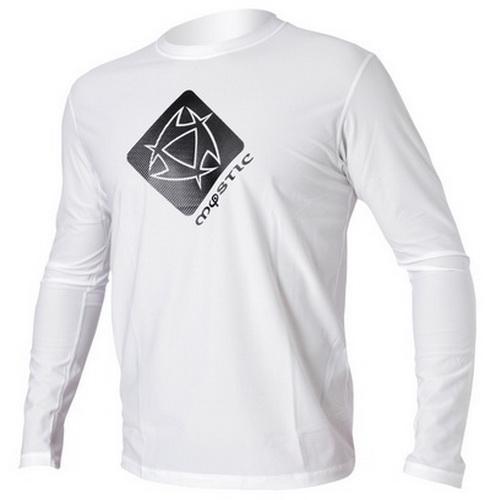 Star Quick Dry - rychloschnoucí triko Mystic, bílé