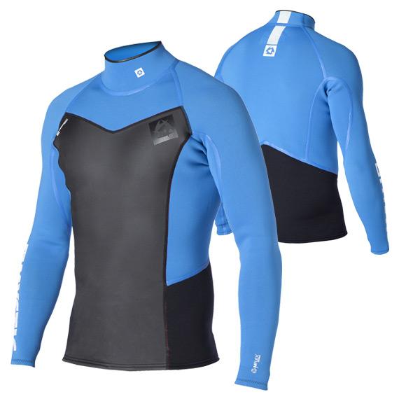 Majestic Vest - neoprenové triko Mystic, modré
