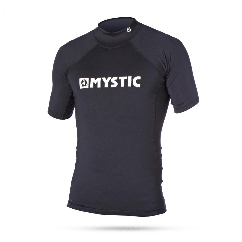 rashguard Star Junior - lykrové tričko Mystic, černé