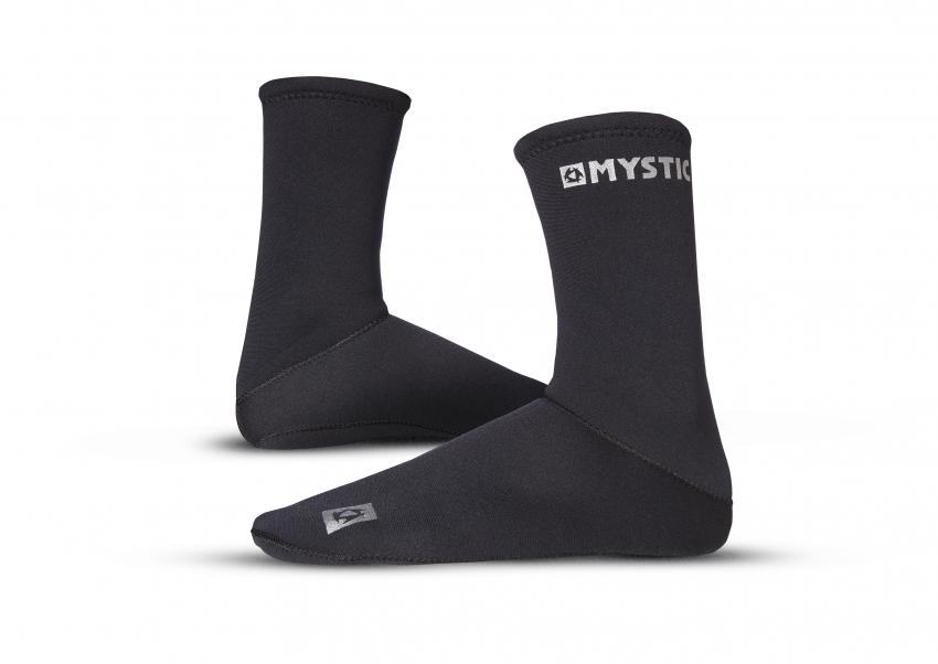 Neoprene Semi Dry Sock - neoprenové ponožky Mystic