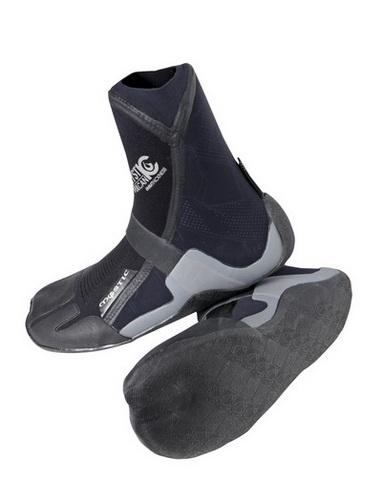 Vulcanic Boot 6 mm - neoprenové boty Mystic
