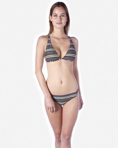Rio - dámské bikini, korálová
