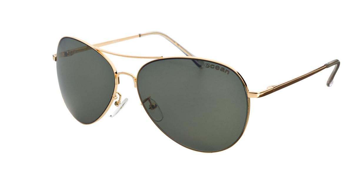 brýle Ocean Banila - gold, green