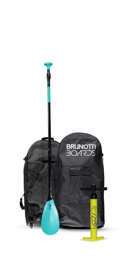 Big Bastard 10'6'' - windsup Brunotti, modrý