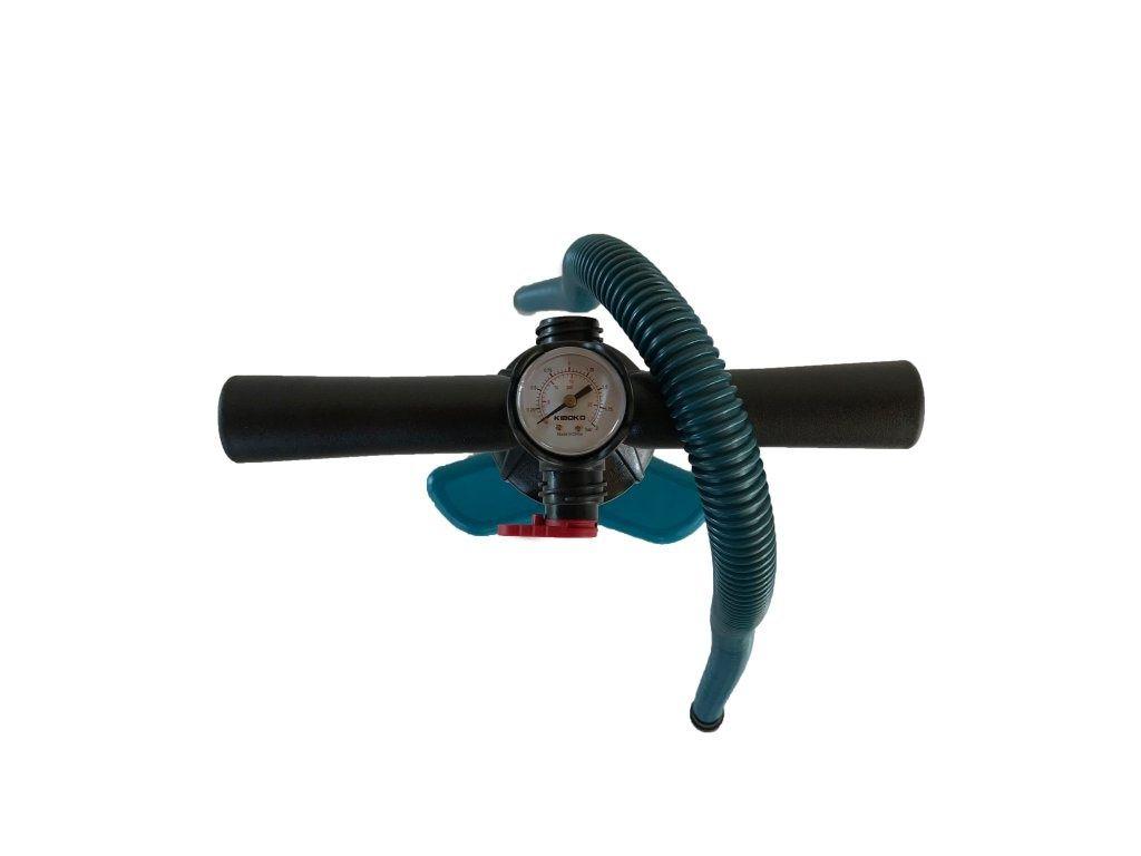 Dvoucestná pumpa Kiboko