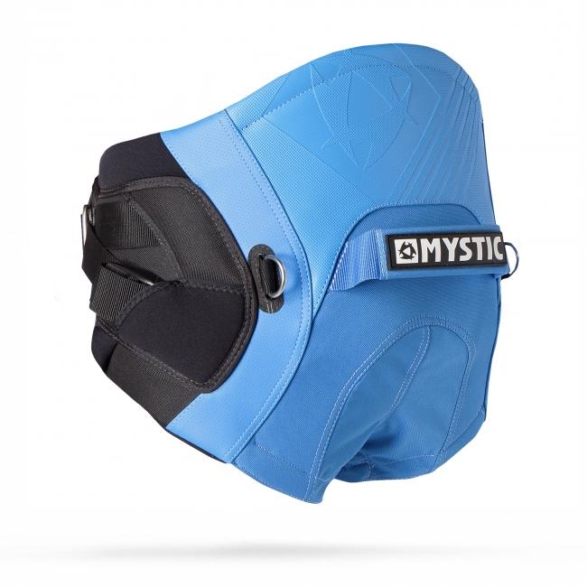 Aviator - sedací kitesurf trapéz Mystic, modrý