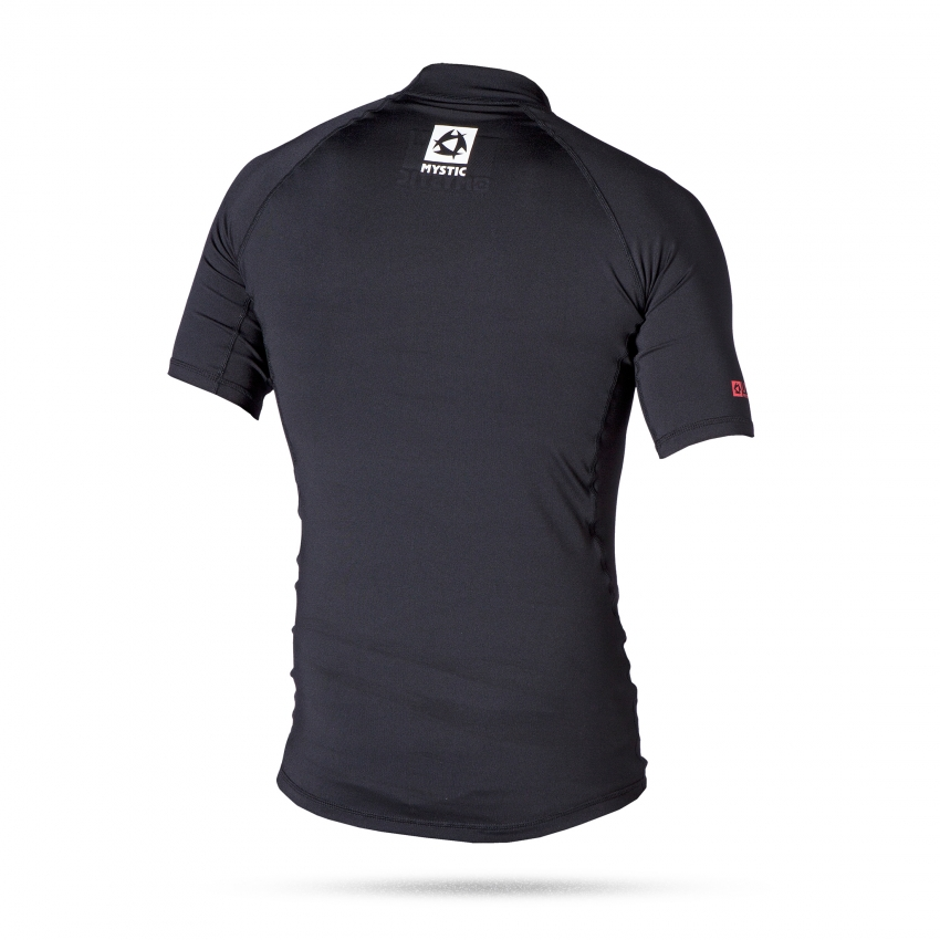 Star Rashvest - pánské lykrové triko, černé