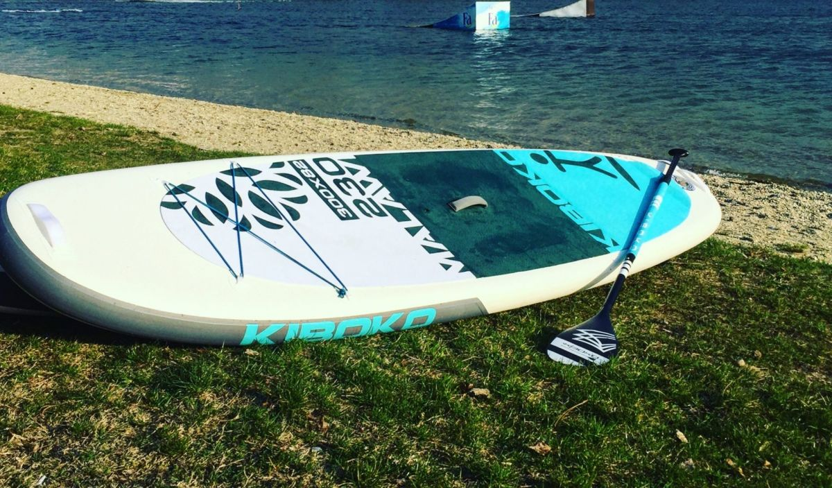 iSUP Kiboko Malawi 230 FT - nafukovací paddleboard