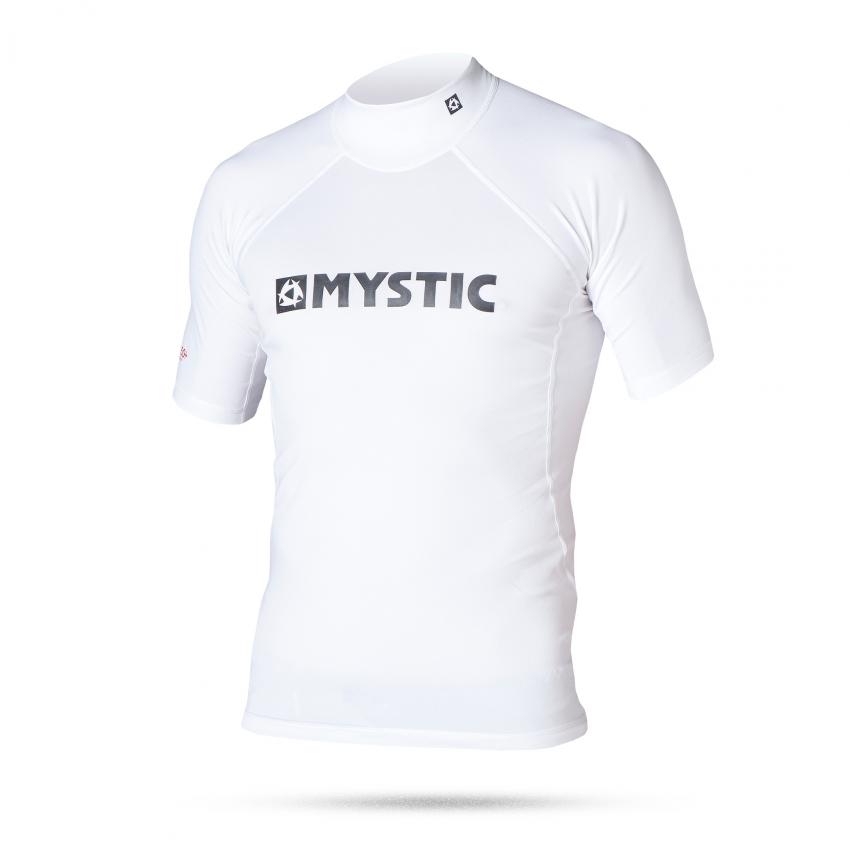 rashguard Star Junior - lykrové tričko Mystic, bílé