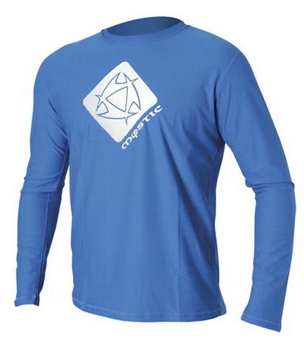 Star Quick Dry - rychloschnoucí triko Mystic, modré