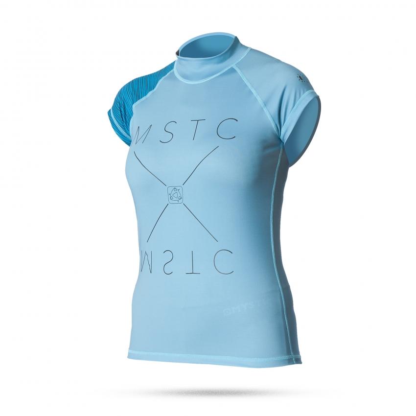 Mendina - dámské lykrové triko, mint