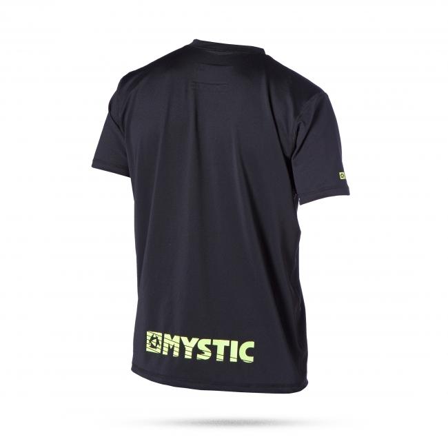 Star Quick Dry shortsleeve - rychloschnoucí triko Mystic, černé
