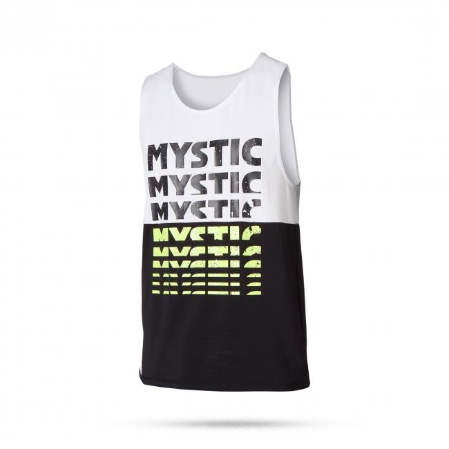 Drip Quickdry Tanktop - pánské rychloschnoucí tílko Mystic, Black/White