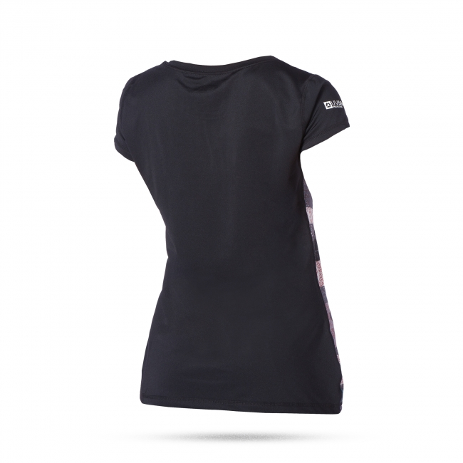 Ambush Quickdry - dámské rychloschnoucí triko Mystic