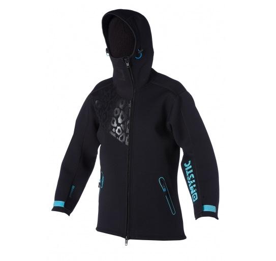 Coast Jacket - dámský neoprenový kabát Mystic