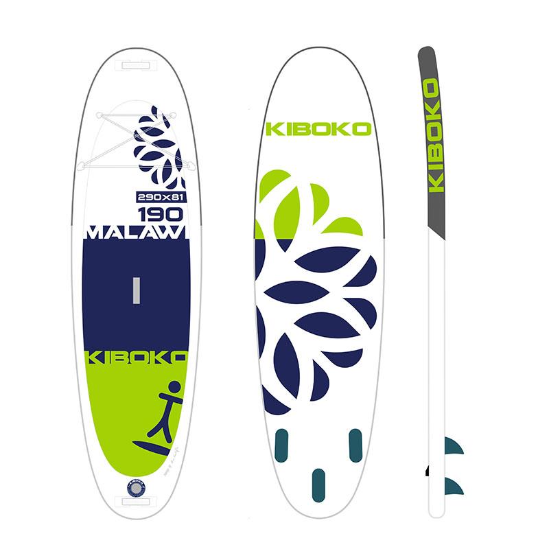 windSUP Kiboko Malawi 190 DL - nafukovací paddleboard