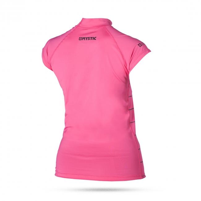 Star Rash Vest Capsleeves - dámské lykrové triko Mystic, pink