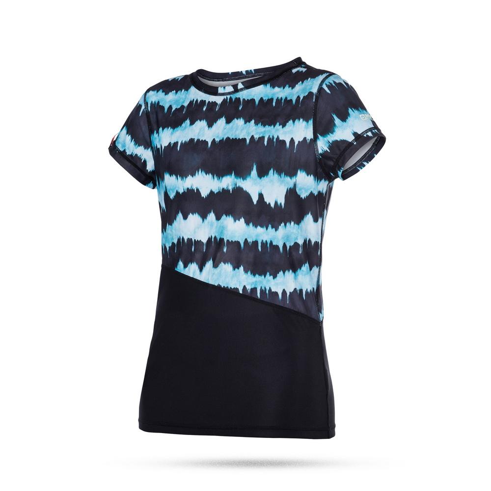 Dazzled Quickdry - dámské lykrové triko Mystic, Mint