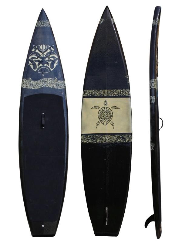 Savage Warrior 9ft6 - custom paddleboard