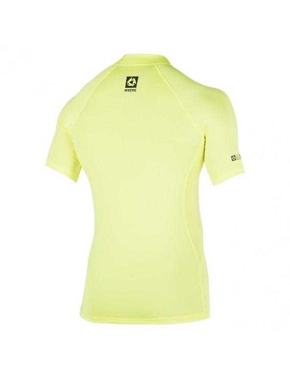 Star Rashvest - pánské lykrové triko s krátkým rukávem, Lime
