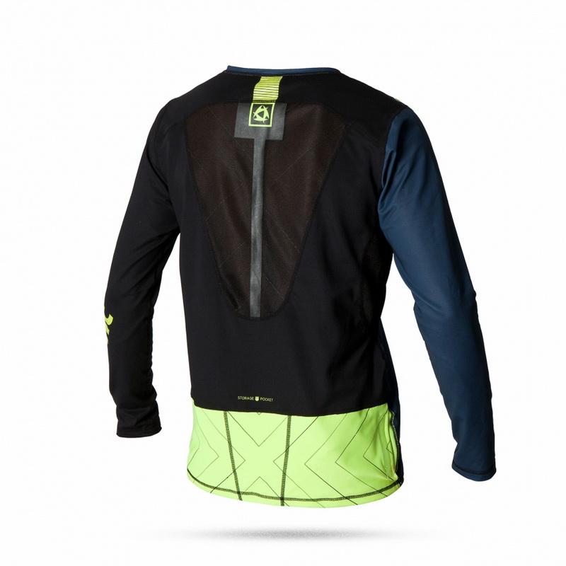 MVMNT Quickdry - pánské rychloschnoucí triko, Navy