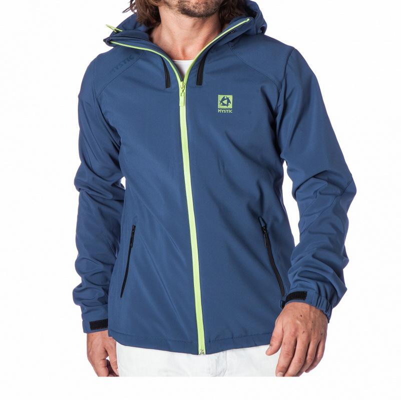 Global 3.0 Jacket - pánská bunda Mystic, Denim Lime
