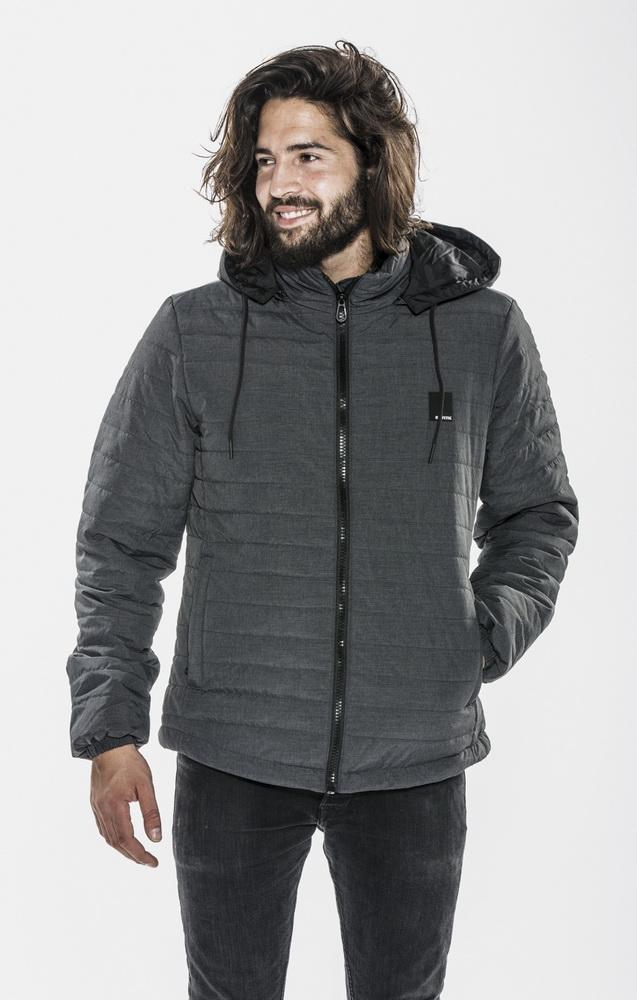 Blizzard Jacket - pánská zimní bunda, Concrete Melee