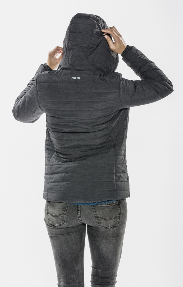 Spark Jacket - dámská zimní bunda, Concrete Melee