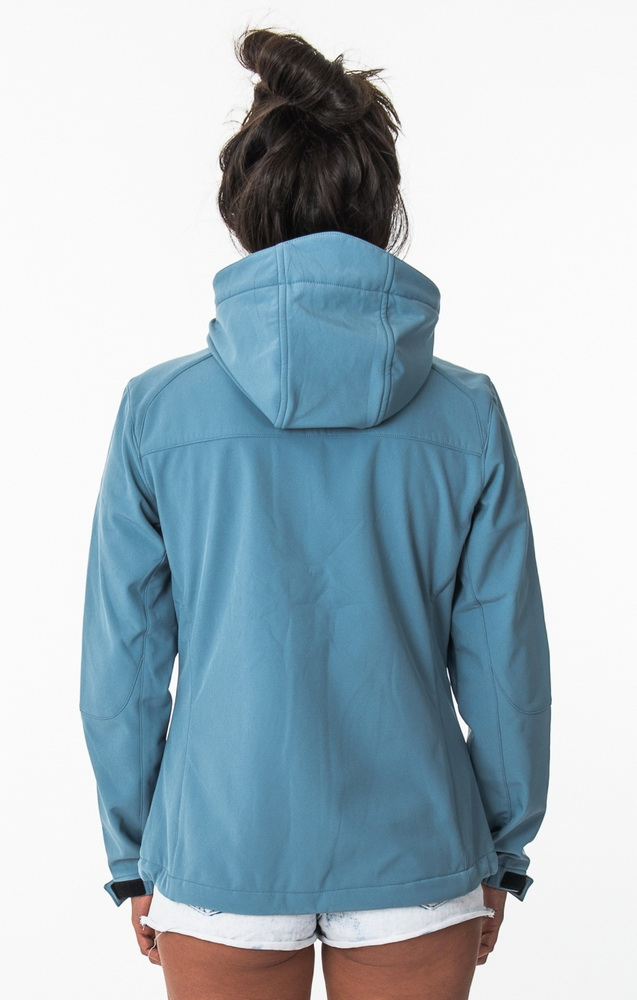 Globe Jacket - dámská bunda, Faded Denim