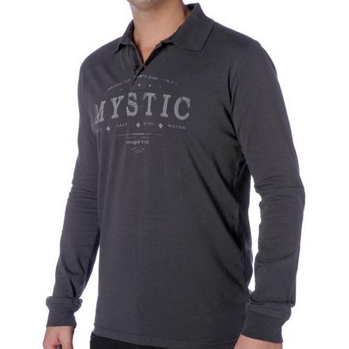 Crossing Polo - pánské triko, tmavě šedé