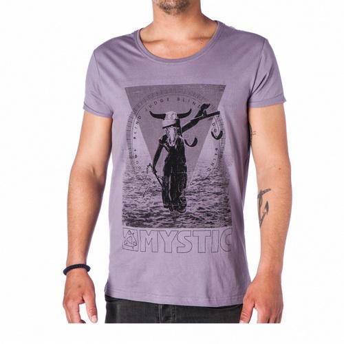 Blind Judge - pánské triko, fialové