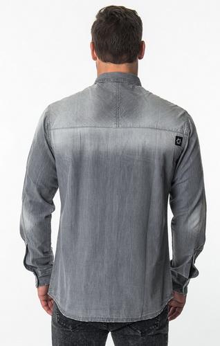 Savage - pánská košile, Faded Concrete