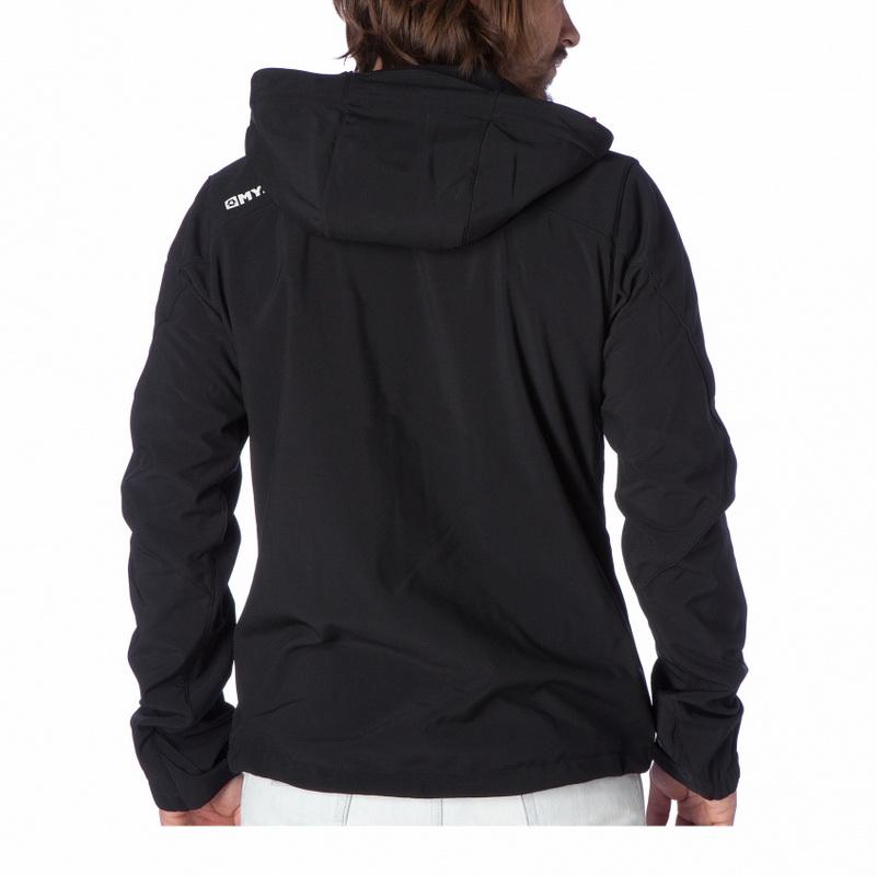 Global 3.0 Jacket - pánská bunda Mystic, Caviar