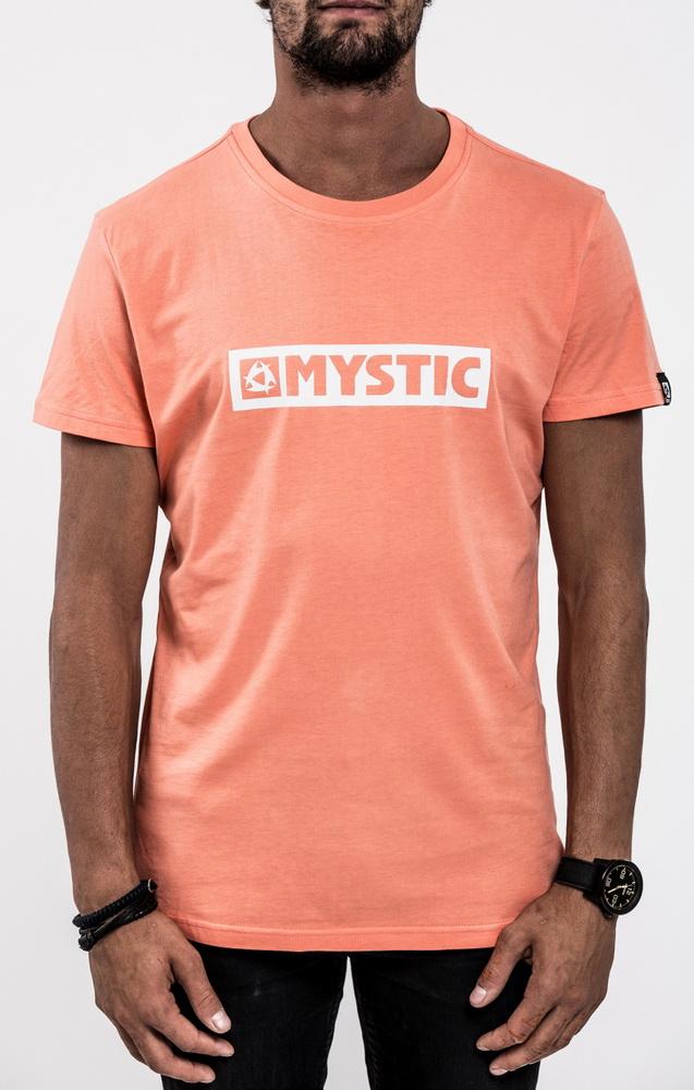 Brand - pánské tričko, Orange