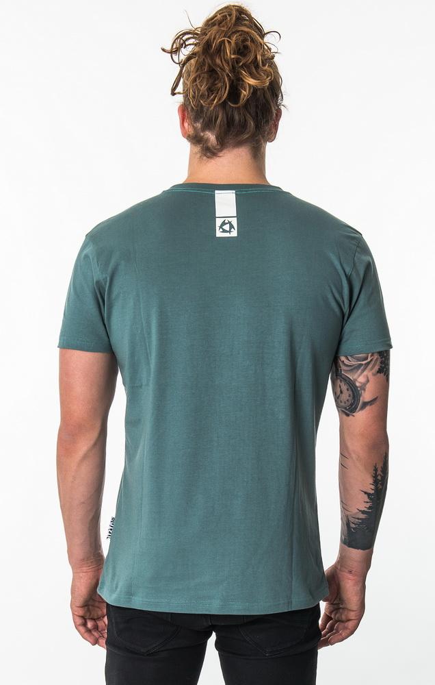 Brand - pánské triko, tmavě modré