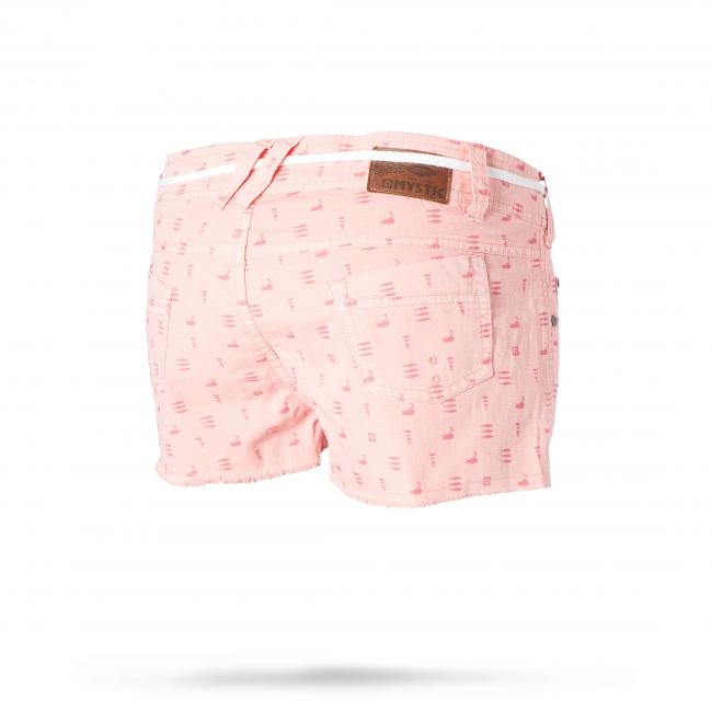 Mic Walkshort - dámské šortky, růžové