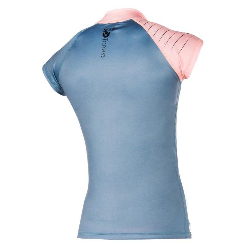 Dutchess rash - dámské triko krátký rukáv, Pewter