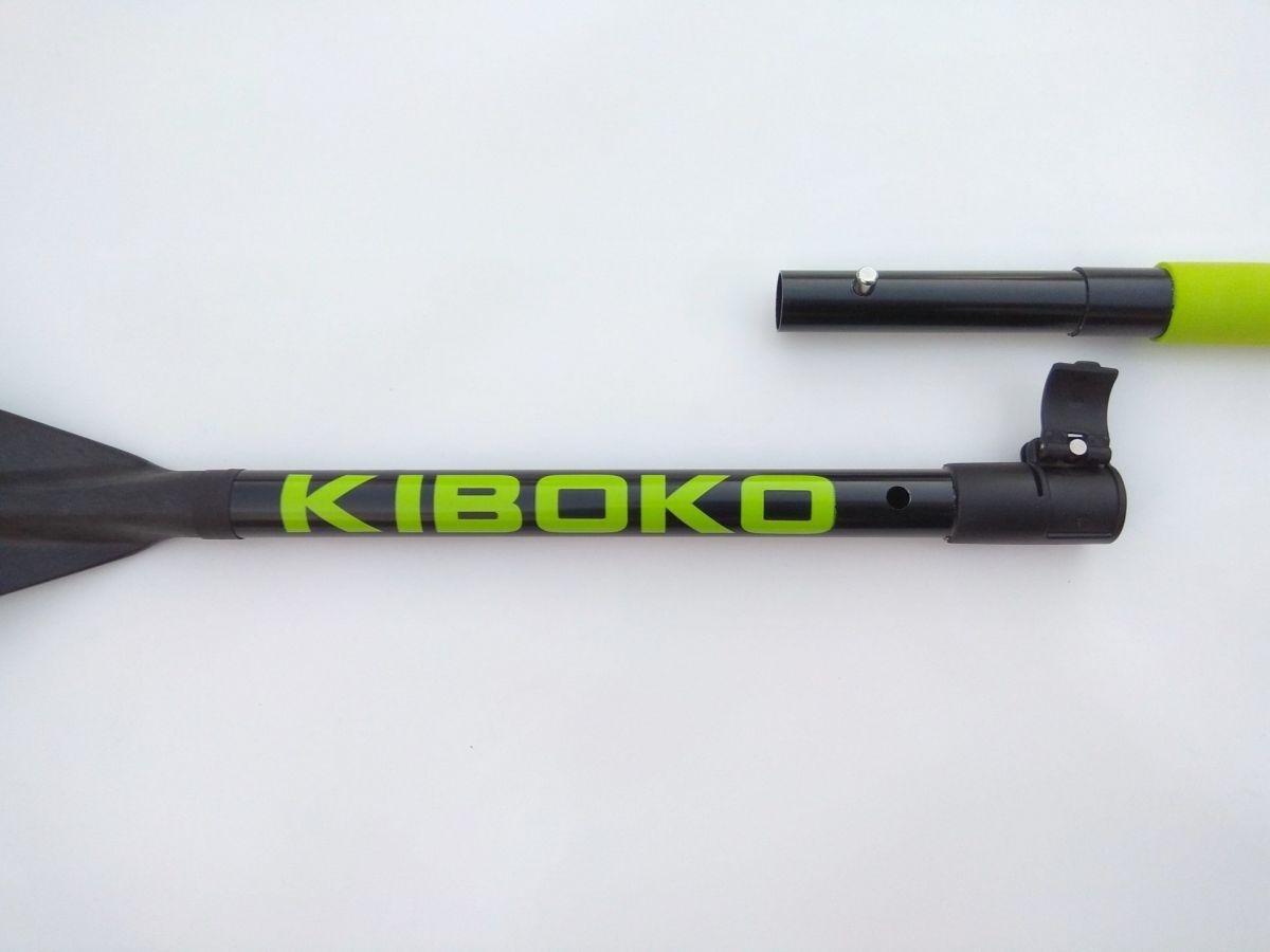 Dětské hliníkové SUP pádlo Kiboko - trojdílné