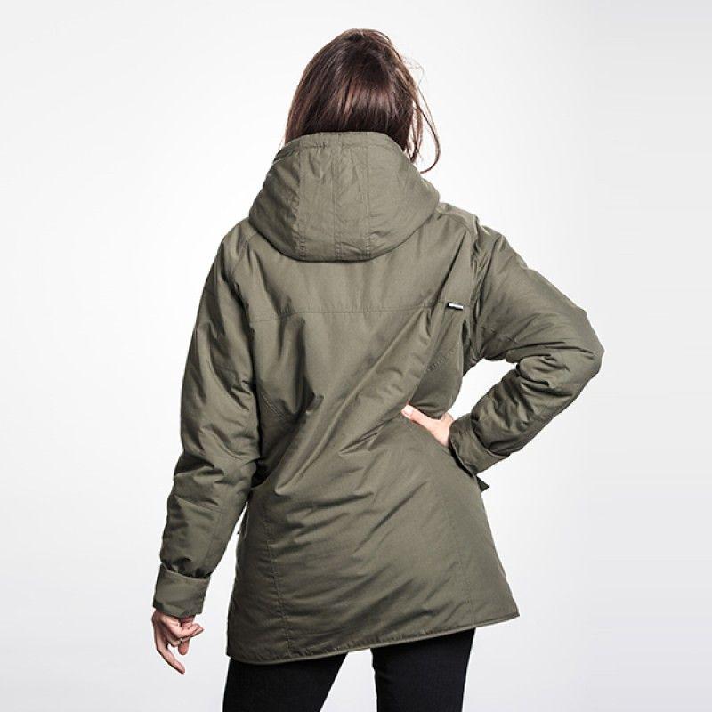 Linger Jacket - dámská bunda, Frozen Green