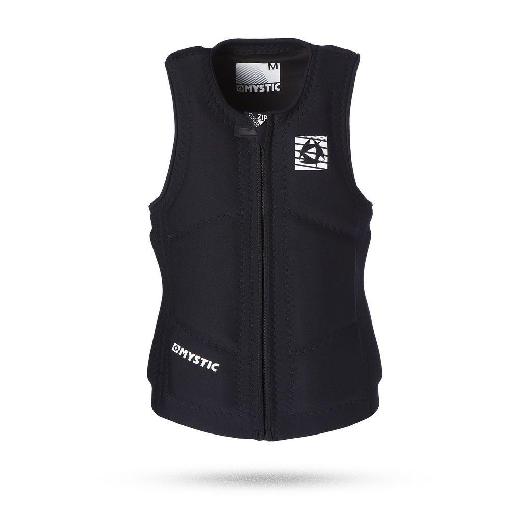 Brand Impact Vest Zip, černá