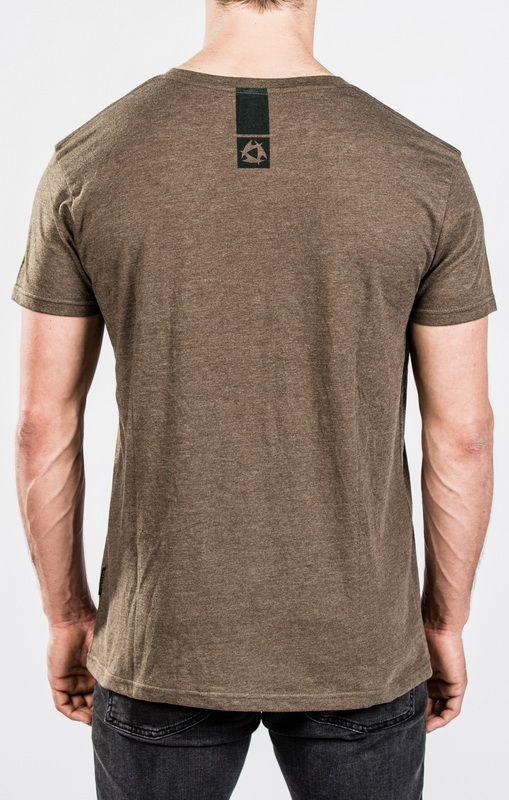 Brand 2.0 Tee - pánské triko, Green D. Melee