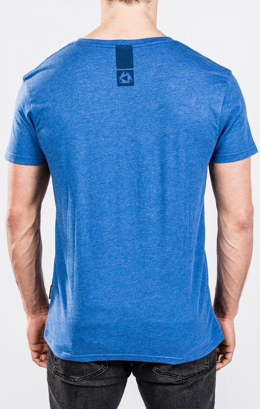 Brand 2.0 Tee - pánské triko, -Blue Melee