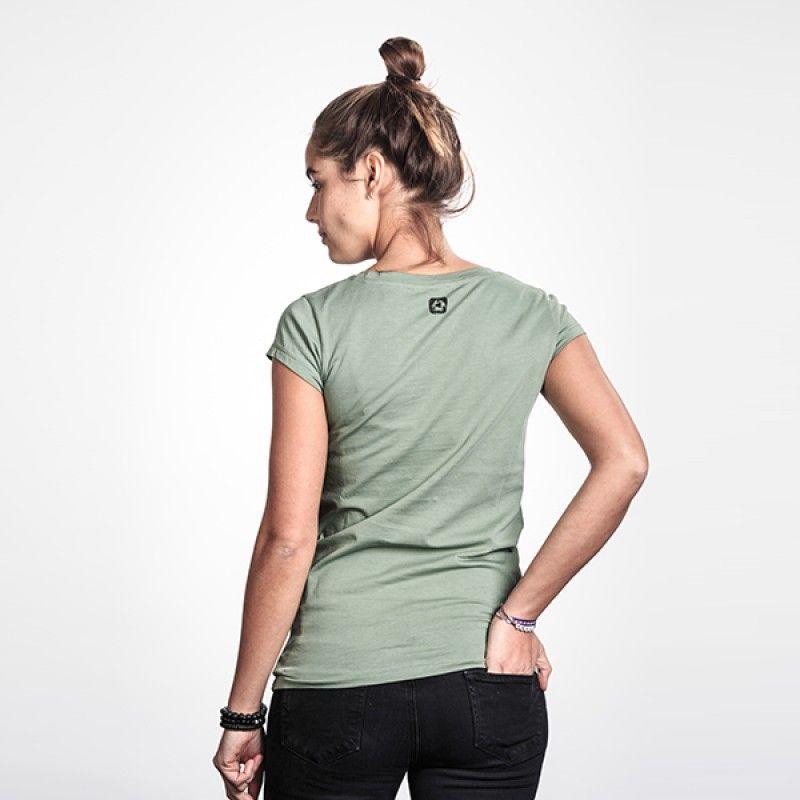 Brand - dámské triko, Seasalt Green