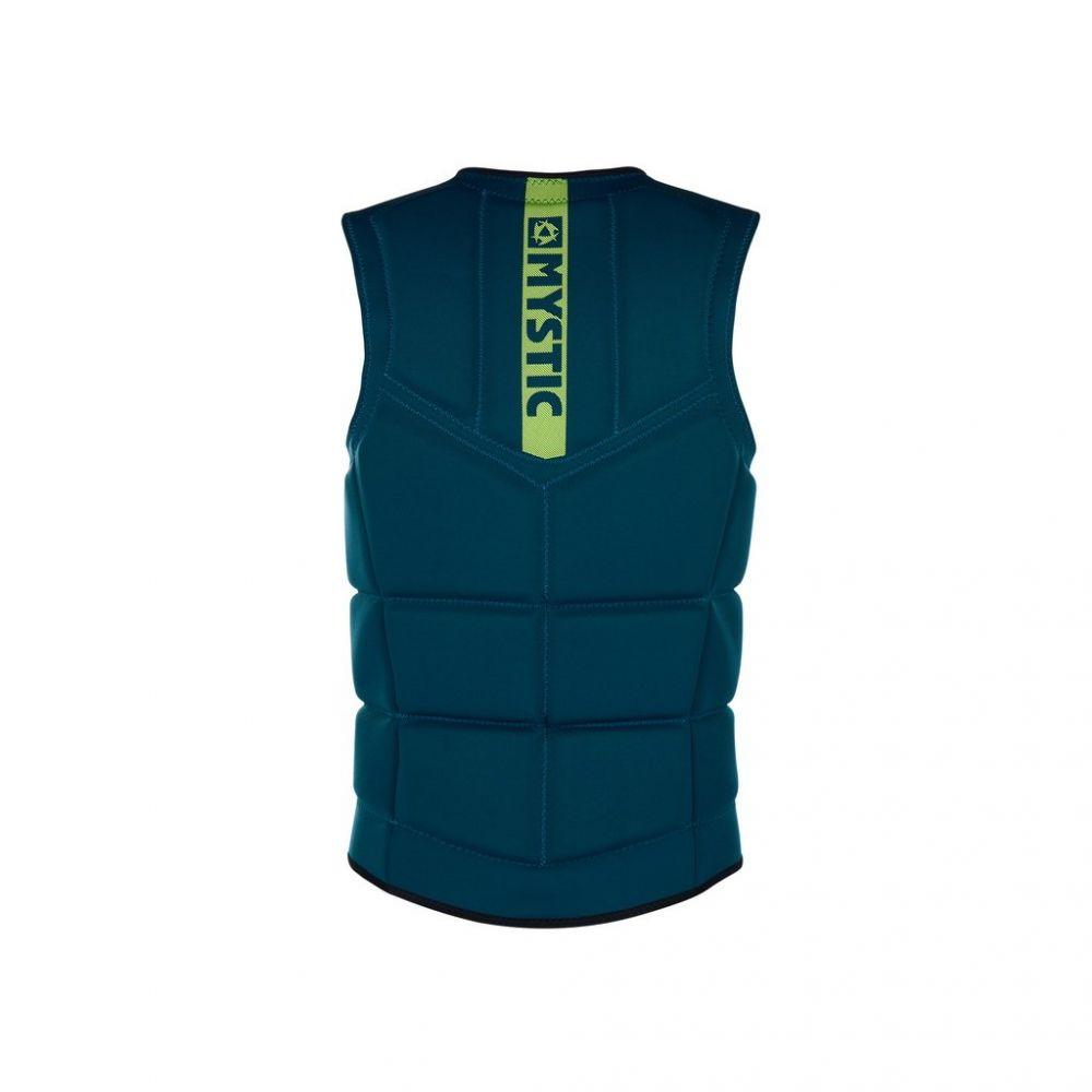 Star Impact Vest - pánská wakeboardová vesta, teal